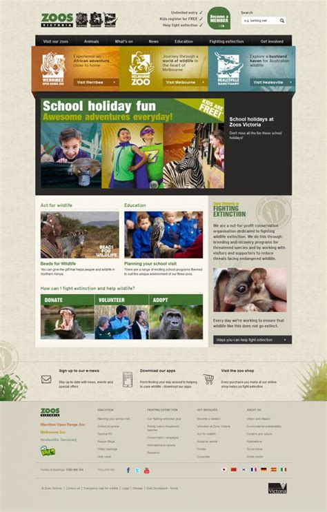 zoo design inspiration zoos victoria worlds leading zoo based conservation