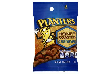 Planters Honey Roasted Cashews 3 Oz Kraft Recipes Planters Honey Roasted Cashews
