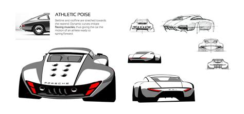 porsche 901 concept porsche 901 design concept reimagines the iconic 911