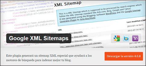 tutorial xml sitemap tutorial google xml sitemap sensacionweb com