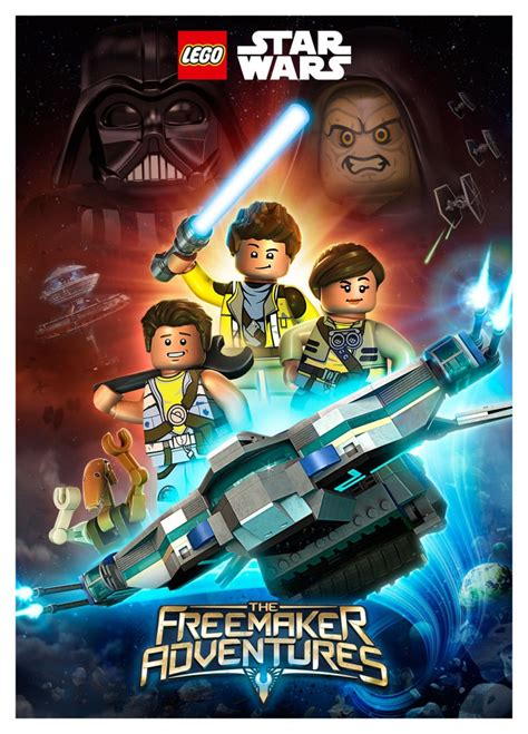 Lego Wars Starwars Brick the freemaker adventures la nouvelle s 233 rie anim 233 e lego