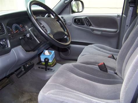 2000 Dodge Dakota Interior by 2000 Dodge Dakota Interior Pictures Cargurus