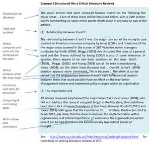 Critical Literature Review Define by Literature Review Brucespear Info