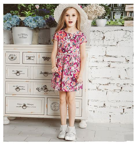 dressing for 34 yr old s31055w girls dress of 9 years old fashion soft cotton