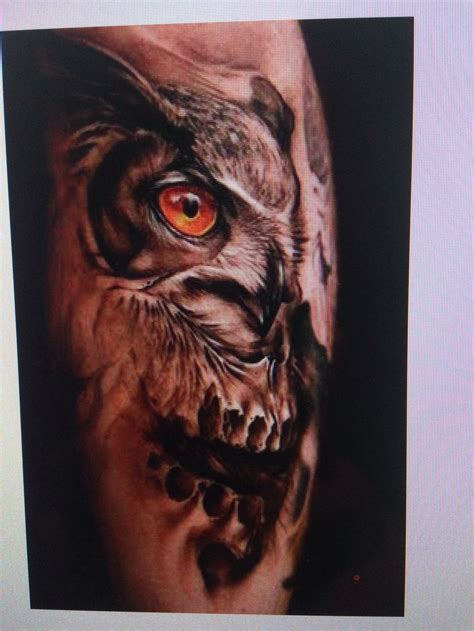 owl half sleeve tattoo best 46 tattoos images on tattoos