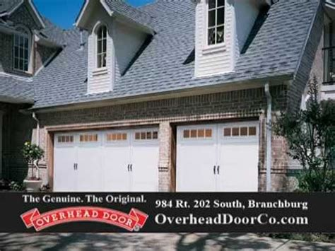 Overhead Door Branchburg Nj Overhead Door Company Of Central Jersey Garage Doors Branchburg