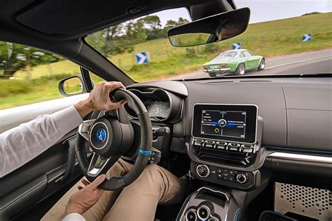 2017 alpine a110 interior alpine a110 old vs new twin test review by car magazine