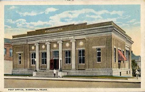 Post Office On Harrison by Postcards From Harrison County