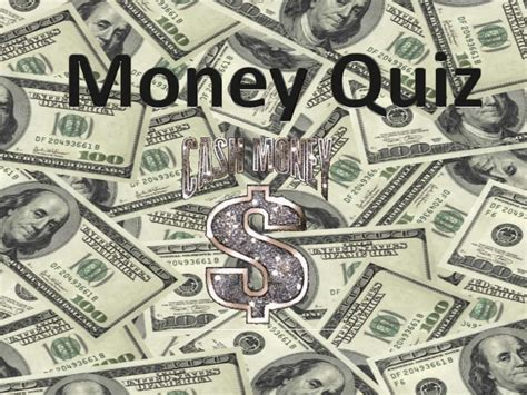 Surveys And Quizzes For Money - money quiz