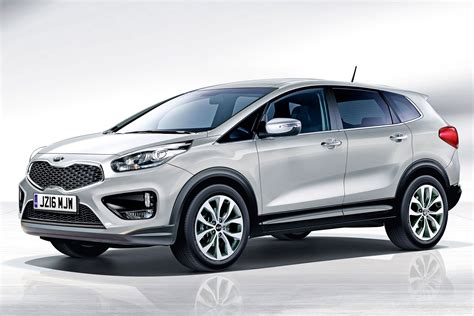 suv kia hybrid kia suv revealed carbuyer