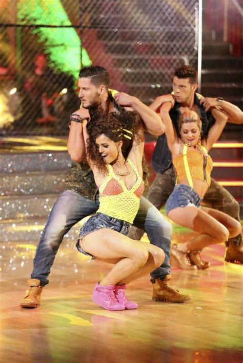 val chmerkovskiy i was in love with danica mckellar wk 7 danica val danced salsa to watch out for this quot by