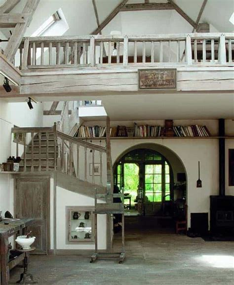 artists dream house rustic french country inspiration