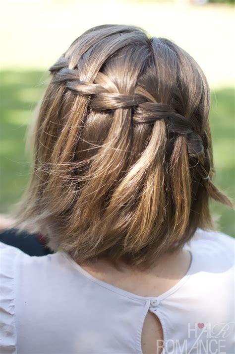 Short cut saturday braids for short hair hair romance