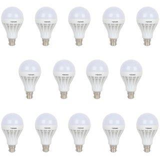 Bohlam Lu Led Emergency Arashi 9 Watt 9w 3 frazzer 9 w led bulb combo pack of 14 b22 cap cool daylight buy frazzer 9 w led bulb combo