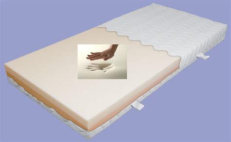 schaum matratzen viskoelastische matratzen haus dekoration
