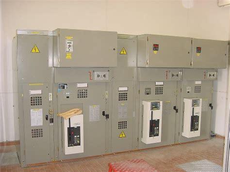cabina elettrica media tensione tecnoelettra quadri