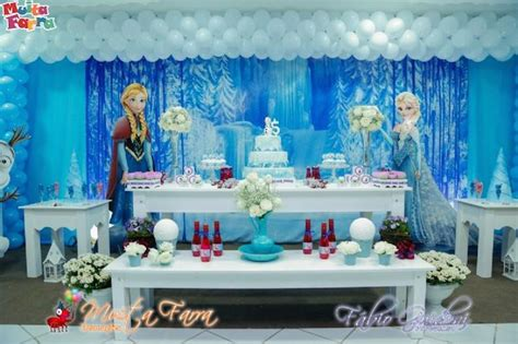 frozen theme decorations kara s ideas frozen birthday ideas decor