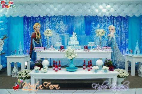 frozen themed party venue frozen themed party balloon decorations www pixshark com