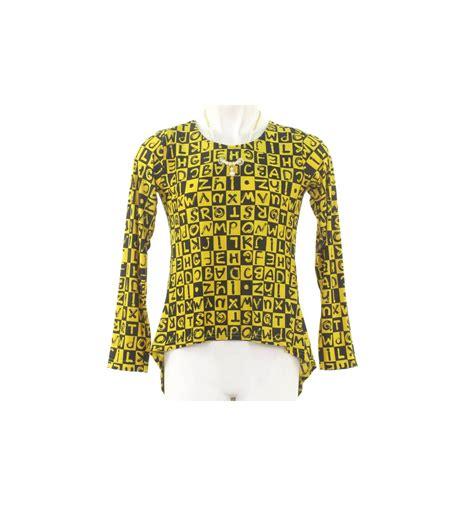 T Shirt Batik Lengan Panjang Hitam t shirt kaos spandek cewek lengan panjang heros