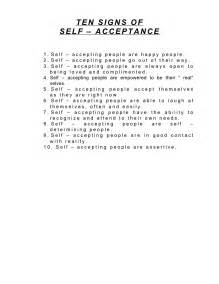 self acceptance worksheets photos getadating