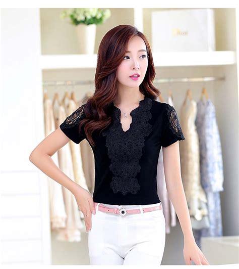 Baju Atasan My Bamus M9913 baju atasan warna hitam modis 2016 myrosefashion