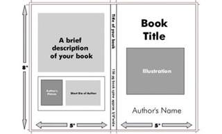 make a book template disorders book jacket template