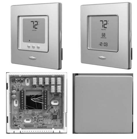 carrier programmable thermostat wiring programmable