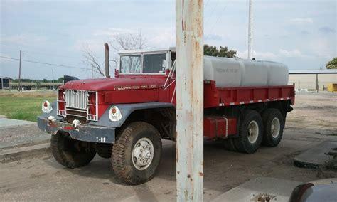 jeep kaiser 6x6 no95 6x6 m54a2 kaiser jeep