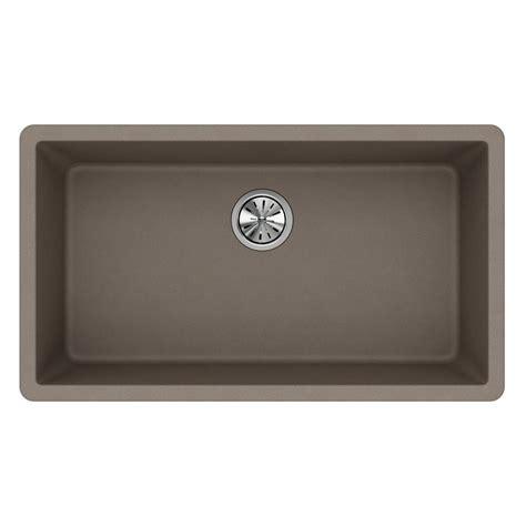 33 undermount kitchen sink elkay quartz undermount composite 33 in single