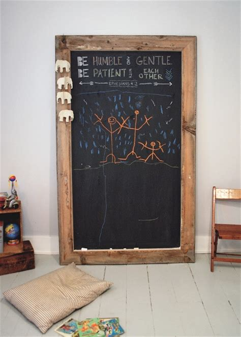 diy chalkboard using plywood make a chalkboard for your kid s find