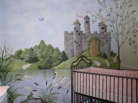 Wall Murals Castle 17 Best Ideas About Castle Mural On Princess