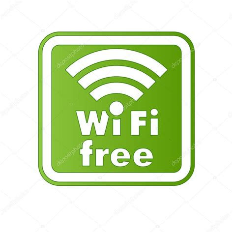 free wi fi get free internet on american delta and free wifi and internet sign with square border stock