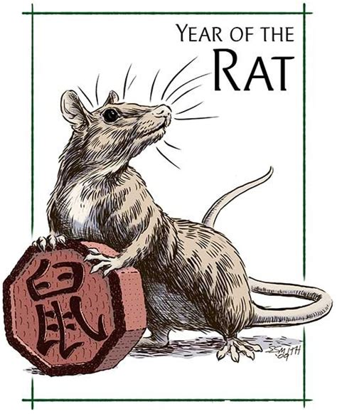 chinese astrology year of the rat prowl in virtual world