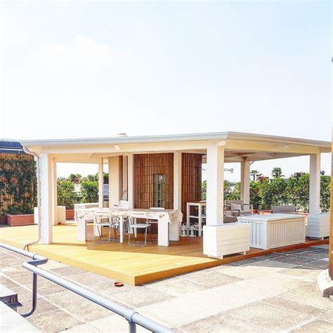 strutture in legno per terrazzi sistema per coprire terrazzi e balconi cereda legnami