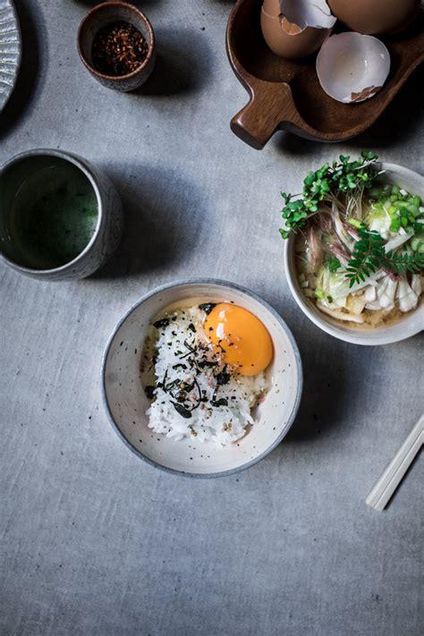 tamago kake gohan  simple quick japanese breakfast