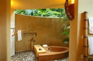 open air bathroom designs open air bathrooms