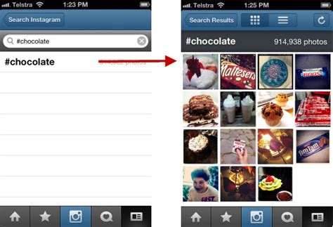 How To Find On Instagram Image Gallery Instagram Search Hashtag