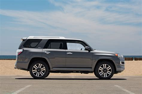 2015 toyota limited 2015 toyota 4runner limited 4x4 review test