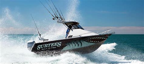 alloy fishing boats nz surtees quality aluminium boats alloy fishing boats