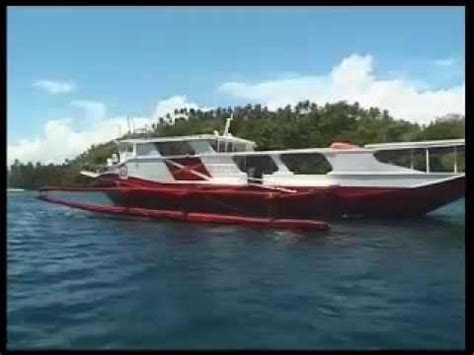 fishing boat making philippines philippines live aboard scuba diving boat mv rags 2 youtube