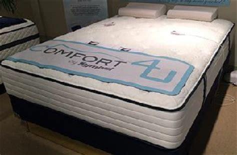 comfort  adjustable airbed  symbol