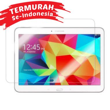Samsung Tab 4 Di Jakarta taff 2 5d tempered glass protection screen 0 2mm for samsung galaxy tab 4 10 1 inch asahi japan