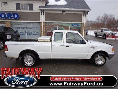 Find used 1997 Ford Ranger XL Extended cab..LOW MILES..ONE