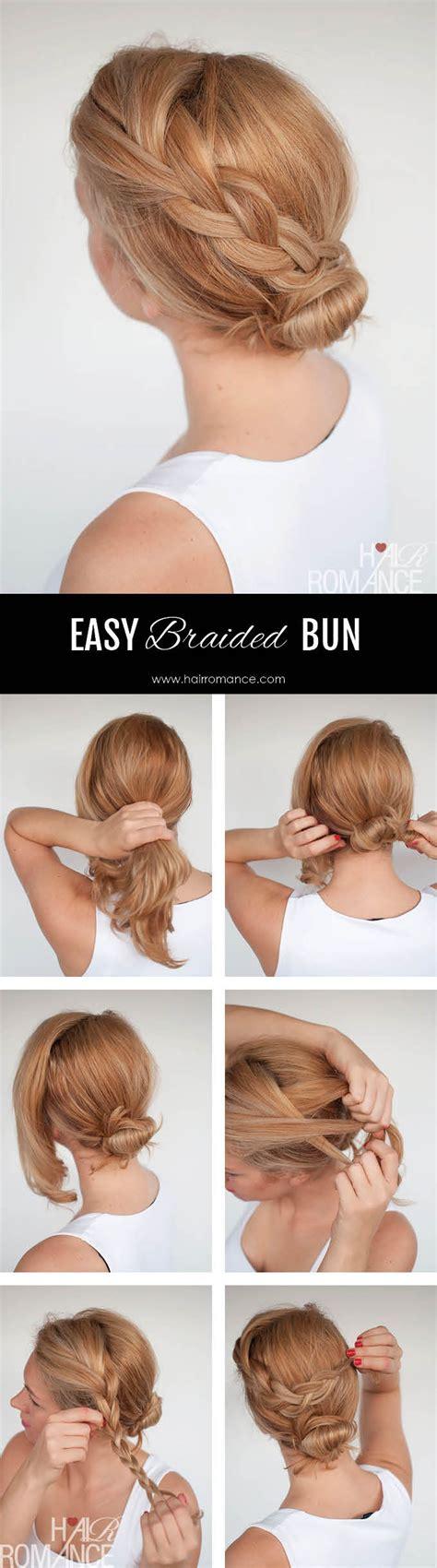 tutorial html simple upskill your work bun with this simple braid tutorial