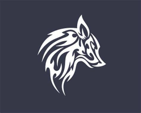wolf tattoo logo wolf tattoo designed by krasnoshchek brandcrowd