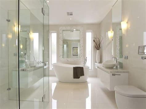 modern white bathroom 25 best ideas about modern white bathroom on pinterest