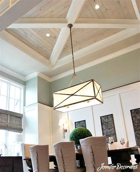 Decorative Wood Ceilings by Wood Ceiling Ideas From Jenniferdecorates Diy Home