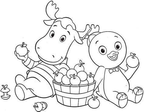 backyardigans halloween coloring pages backyardigans halloween coloring pages festival collections