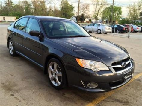 auto air conditioning service 2008 subaru legacy electronic throttle control buy used 2008 subaru legacy 2 5i limited in 8731 cincinnati columbus rd west chester ohio
