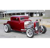 1932 Ford Coupe Hot Rod Wallpaper  1216263
